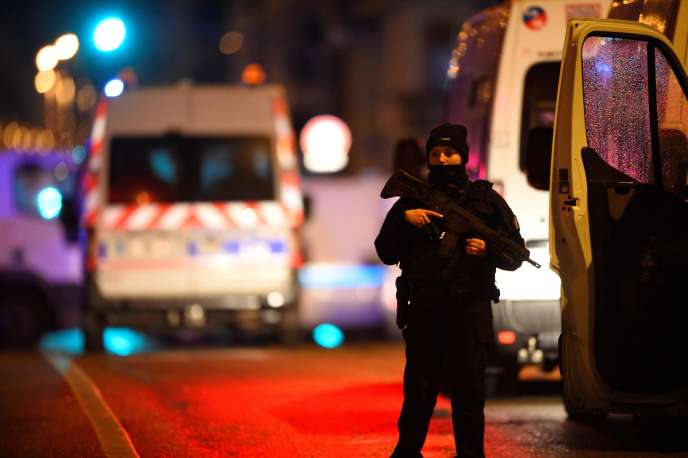 Ambiance de couvre-feu à Strasbourg : «On ne peut pas filtrer chaque individu»