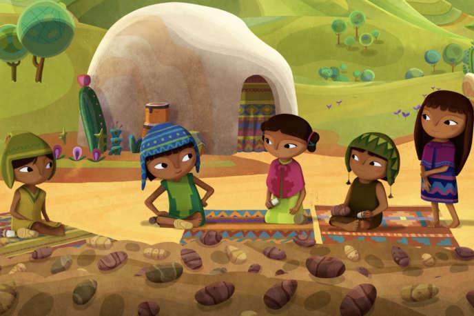 « Pachamama», film d'animation français de Juan Antin.