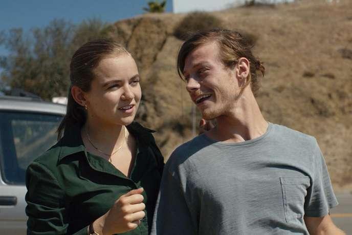 Morgan Saylor etMcCaul Lombardi dans«Nous les coyotes», d'Hanna Ladoul et Marco La Via.