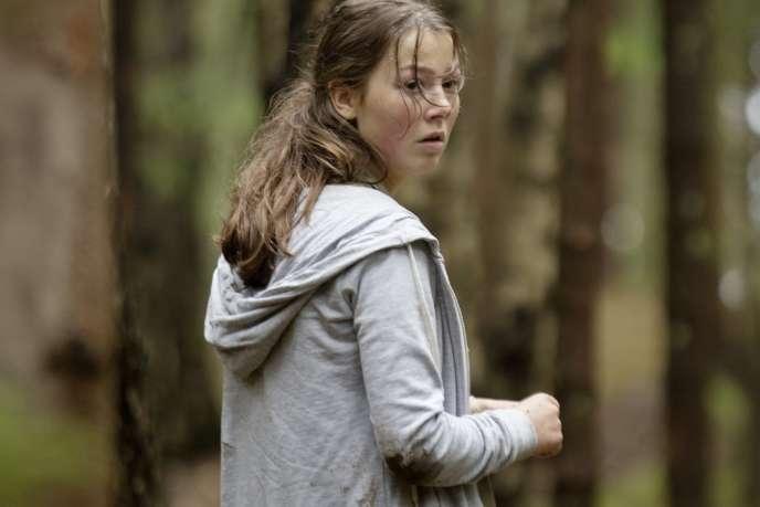 Andrea Berntzen dans« Utoya, 22 juillet», d'Erik Poppe.