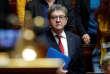Jean-Luc Melenchon à l'Assemblée nationale, le 11 décembre 2018.