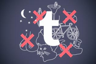 A partir du 17 décembre, les contenus« adultes» seront interdits sur TumblR.