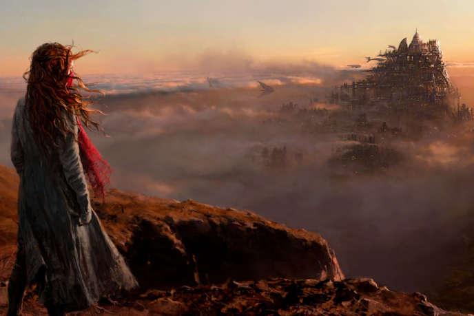 Hera Hilmar dans« Mortal Engines», de Christian Rivers.
