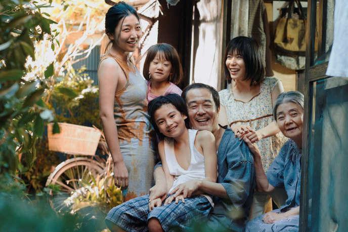 « Une affaire de famille », réalisé par Hirokazu Kore-eda.