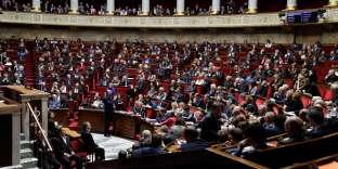 A l'Assemblée nationale, le 11 décembre.