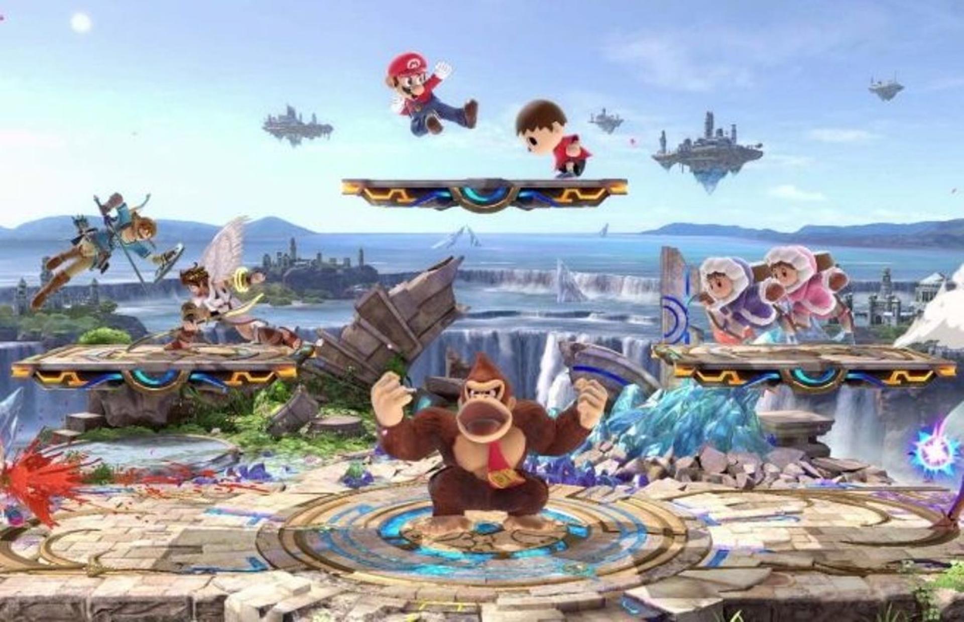« Super Smash Bros. Ultimate», jeu de combat fourre-tout dégoulinant de cadeaux, a mis un pied en dehors du ring. Comme ça, sans raison. L'accident bête.