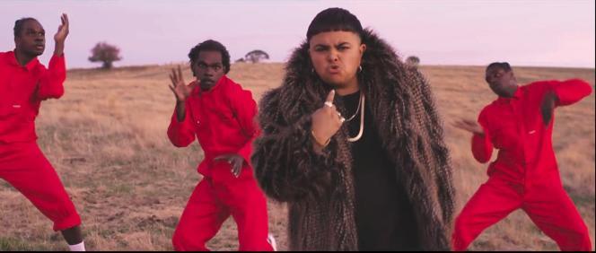 «Native Tongue» vient de remporterla victoire du clip de l'année dans deux cérémonies récompensant des artistes australiens.