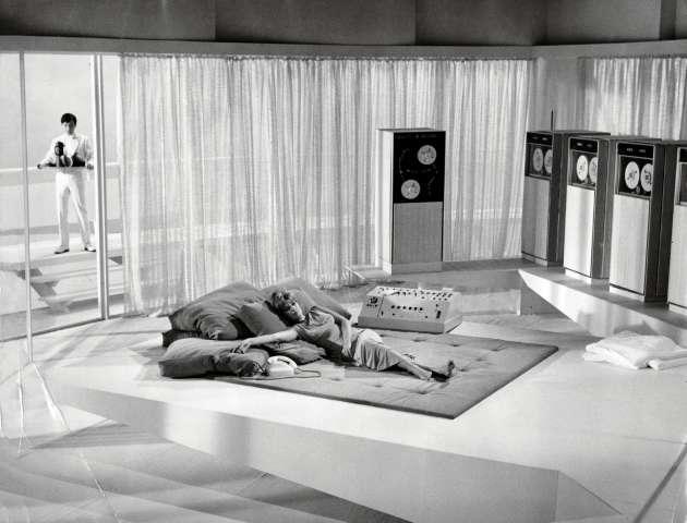 Dans les années 1960, Michael Chow a eu de petits rôles au cinéma, comme dans «Modesty Blaise», de Joseph Losey, avec Monica Vitti.