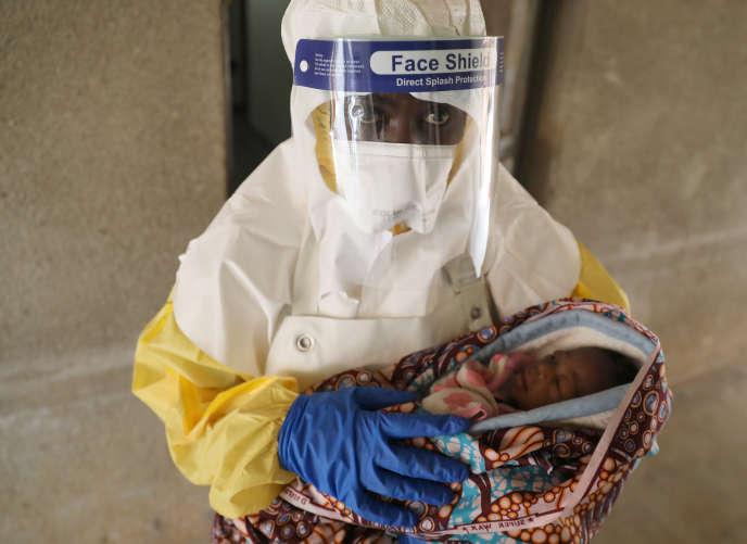 En RDC, les enfants représentent plus d'un tiers des cas d'Ebola