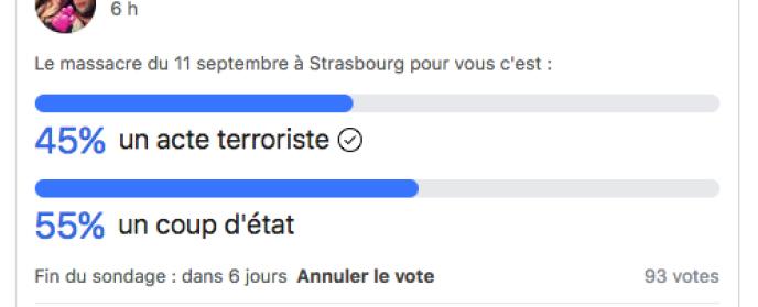 Attentat Facebook: Attentat De Strasbourg : Les « Gilets Jaunes » Sur