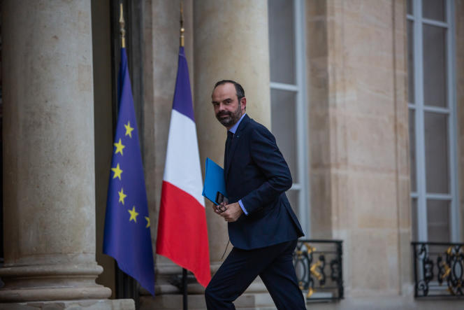 Edouard Philippe sera l'invité du 20 heures de TF1, lundi 7 janvier, pour annoncer de nouvelles mesures « d'ordre public ».