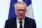Le procureur de la République de Paris, Rémy Heitz, lors d'une conférence de presse à Strasbourg au lendemain de l'attentat qui a fait deux morts, mardi 11 décembre.