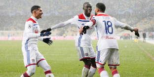 Les Lyonnais se sont qualifiés pour les huitièmes de finale de la Ligue des champions.