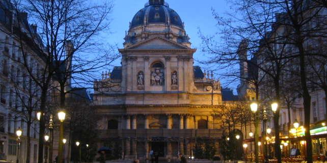 La Sorbonne attire les étudiants de toute la France
