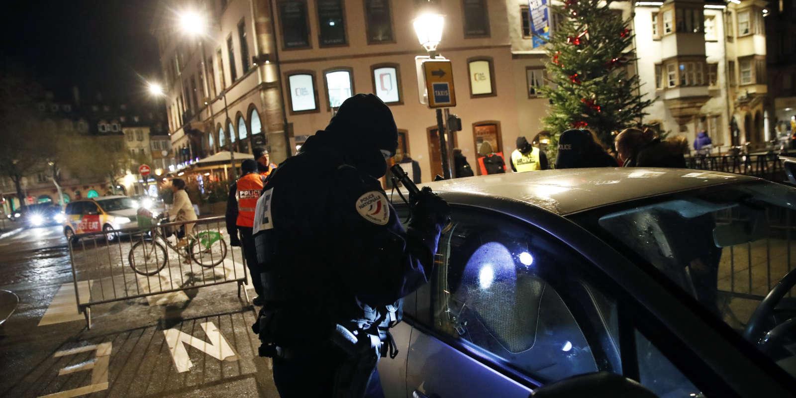 La police a lancé un appel à témoins et diffusé, mercredi 12 décembre, le portrait du suspect, Chérif Chekatt, de l'attentat qui a faittrois morts et douze blessés.