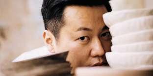 Taku Sekine, chef du restaurant le Dersou, Paris 12e.