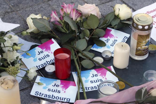 Selon un nouveau bilan provisoire, l'attaque de mardi a fait trois morts, une victime enétat de mort cérébrale et douze blessés.