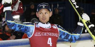 André Myhrer, en Finlande, en novembre 2018.