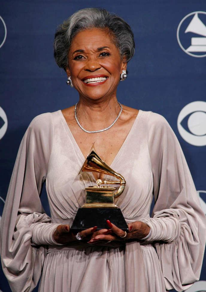 Nancy Wilson avait gagné trois Grammy Awards, dont celui de meilleur album jazz de l'année en 2007.