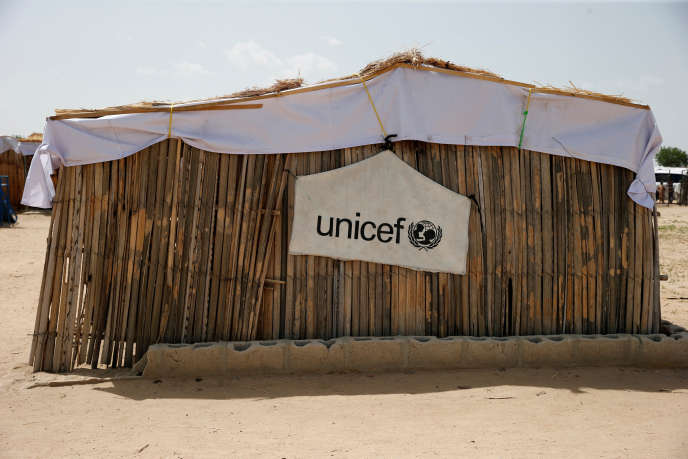 A Maiduguri, dans le nord-est du Nigeria, en 2017.