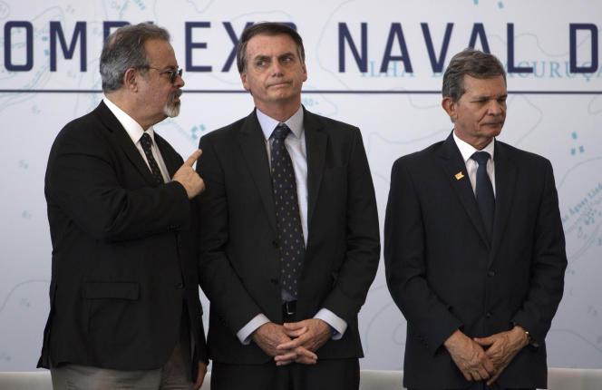 L'abolition de la peine de mort est « une clause immuable de la constitution [...]. Le sujet est clos », a tweeté Jair Bolsonaro.