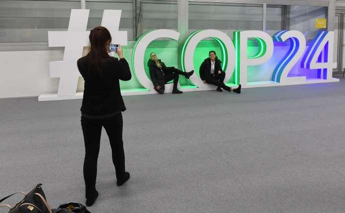 La COP24 se tenait à Katowice, en Pologne.