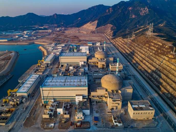 L'EPR de Taishan, province du Guangdong, dans le sud de la Chine, a été totalement opérationnel le 14 décembre.