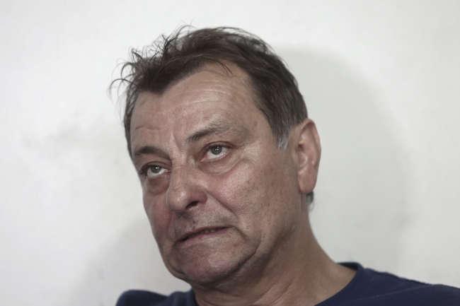 Cesare Battisti, en octobre 2017.