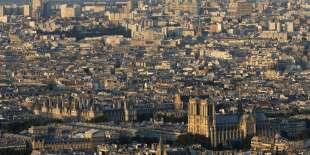 Paris bat des records de cherté, le mètre carré s'échange désormais à 9670euros, soit +6,8% de plus qu'il y a un an.