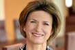 Isabelle Kocher,directrice générale d'Engie, le 29 novembre 2018 à la tour Engie de La Défense.