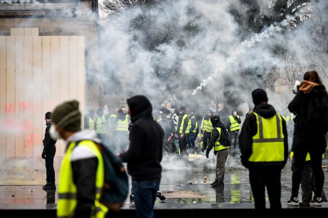 A Bordeaux, le 15 décembre.