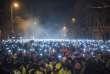 Ils étaient plusieurs milliers de personnes, dont tous les partis d'opposition, dans les rues de Budapest pour dénoncer la politique de Viktor Orban.