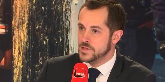 En direct : le député européen RN Nicolas Bay invité de l'émission «Questions politiques»