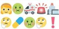 Des médecins américains se demandent s'il est temps de commencer à utiliser des émoticônes dans les articles médicaux.