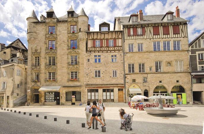 A Tulle, préfecture de la Corrèze, le coût mensuel d'un loyer est compris entre 4,90 euros et 7,90 euros par m².