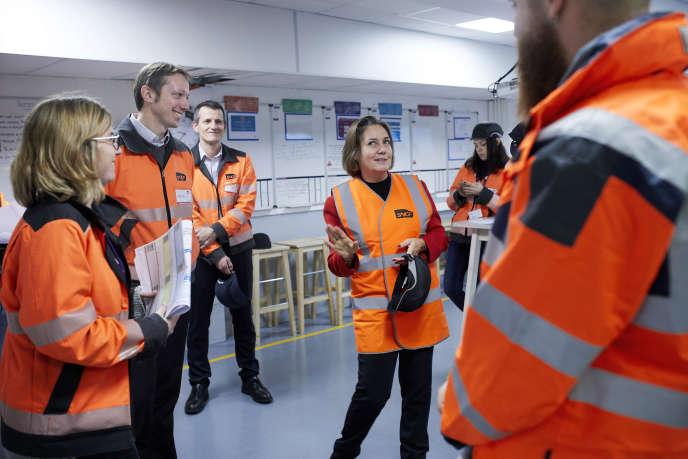 Rachel Picard, la «Mme Oui» du TGV