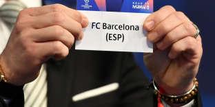 Lyon hérite du FC Barcelone en Ligue des champions