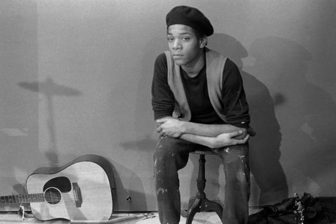 « Basquiat, un adolescent à New York » (« Boom For Real: The Late Teenage Years of Jean-Michel Basquiat »), documentaire américain de Sara Driver.