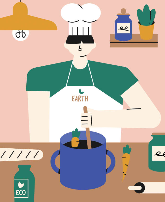 Nombreux sont les restaurateurs qui dénoncent la malbouffe ainsi que certaines pratiques dispendieuses de la haute gastronomie…