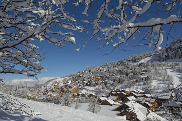 A Méribel (Savoie), les appartements haut de gamme peuvent atteindre 18 000 euros le m2