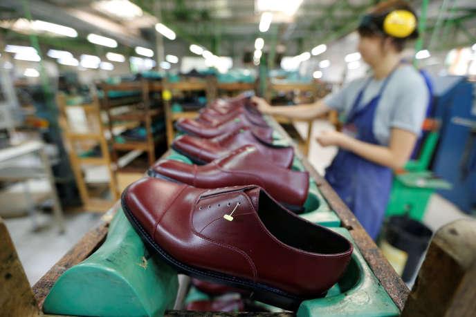 Avec J.M. Weston, cadres et hommes d'affaires japonais ont trouvé chaussure à leur pied