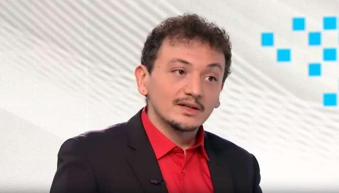 Florian Douetteau, PDG et fondateur de Dataiku.
