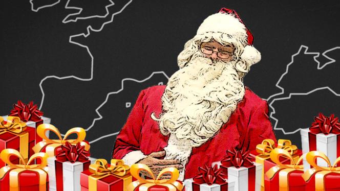 Quelle est donc l'origine du Père Noël ?