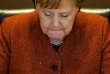 Angela Merkel, à Berlin, le 19 décembre 2018.