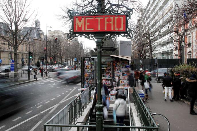 Un journaliste de « 20 Minutes» a été témoin d'une agression verbale antisémite par des « gilets jaunes» dans le métro parisien, samedi 22 décembre au soir.