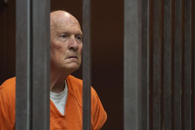 Joseph James DeAngelo, confondu par son ADN, est accusé de treize meurtres en Californie dans les années 1970 et 1980.