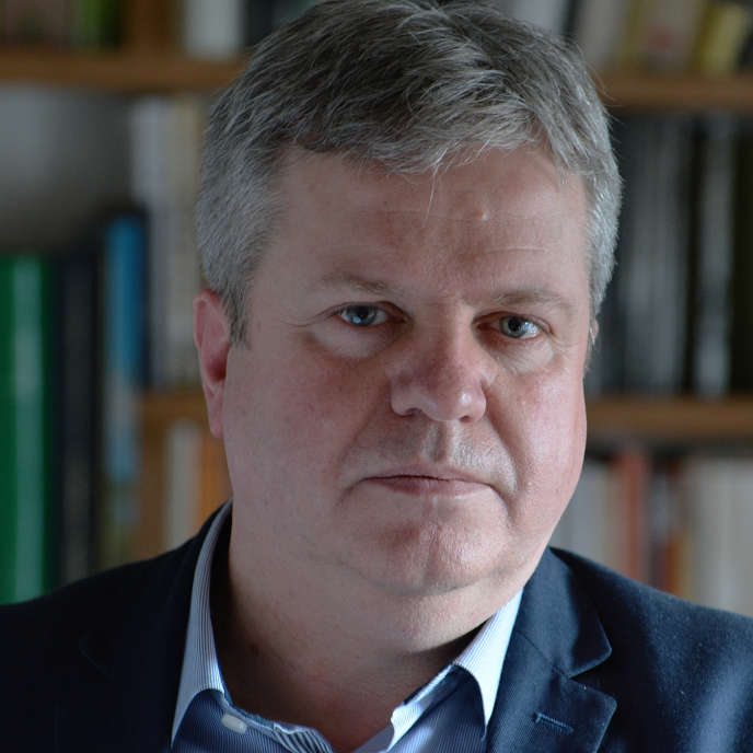 Xavier Pasco,directeur de la Fondation pour la recherche stratégique