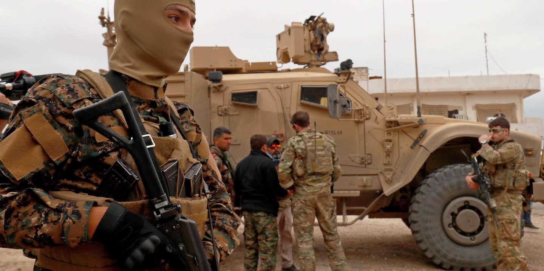 44627c8c Etats-Unis : Donald Trump annonce le retrait militaire américain de Syrie