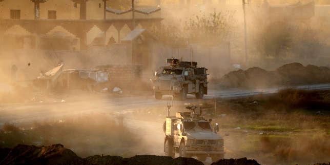 Pour le Pentagone, «l'Etat islamique a renforcé ses capacités en Irak et a repris ses activités en Syrie»