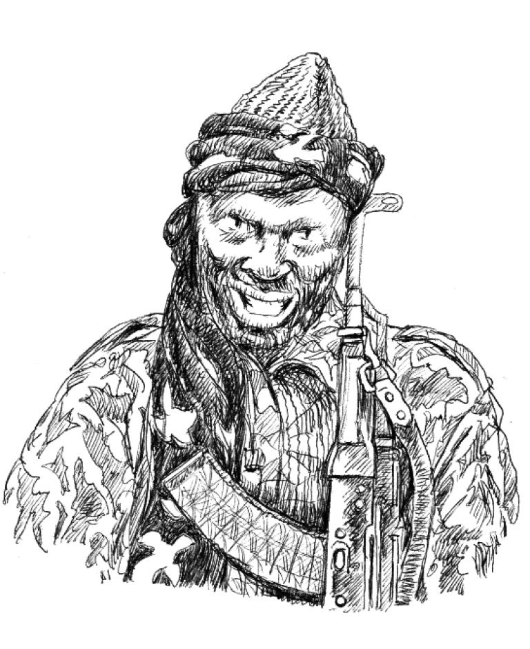 Le chef djihadiste Abubakar Shekau.